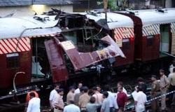 India train bombing