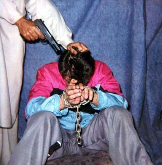 Daniel Pearl Captive