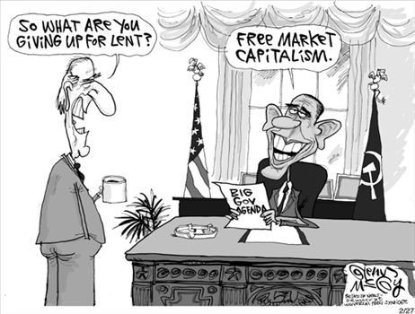 Obama Lent