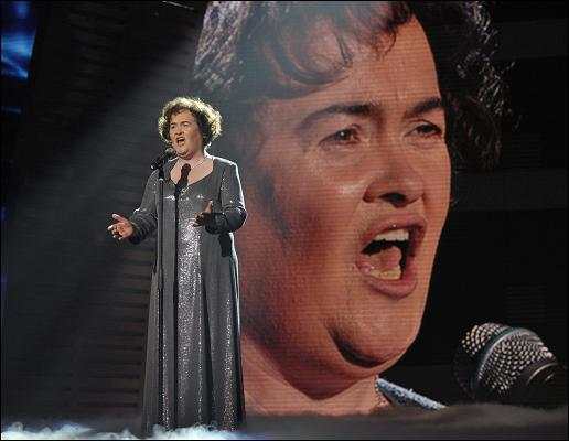 Susan Boyle Final Britain's Got Talent 2009