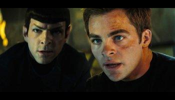 New Star Trek Kirk Spock