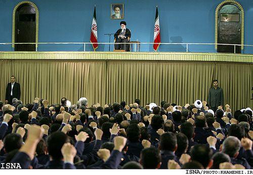 Khamenei-salute