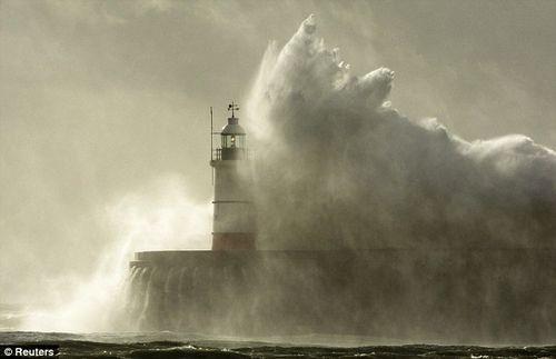 Newhavan Storm Britain 2009