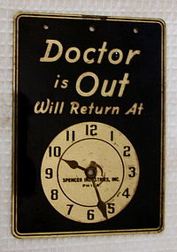 Doctor Out