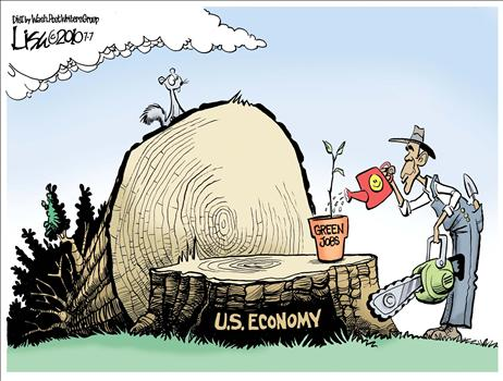Obama's Green Jobs