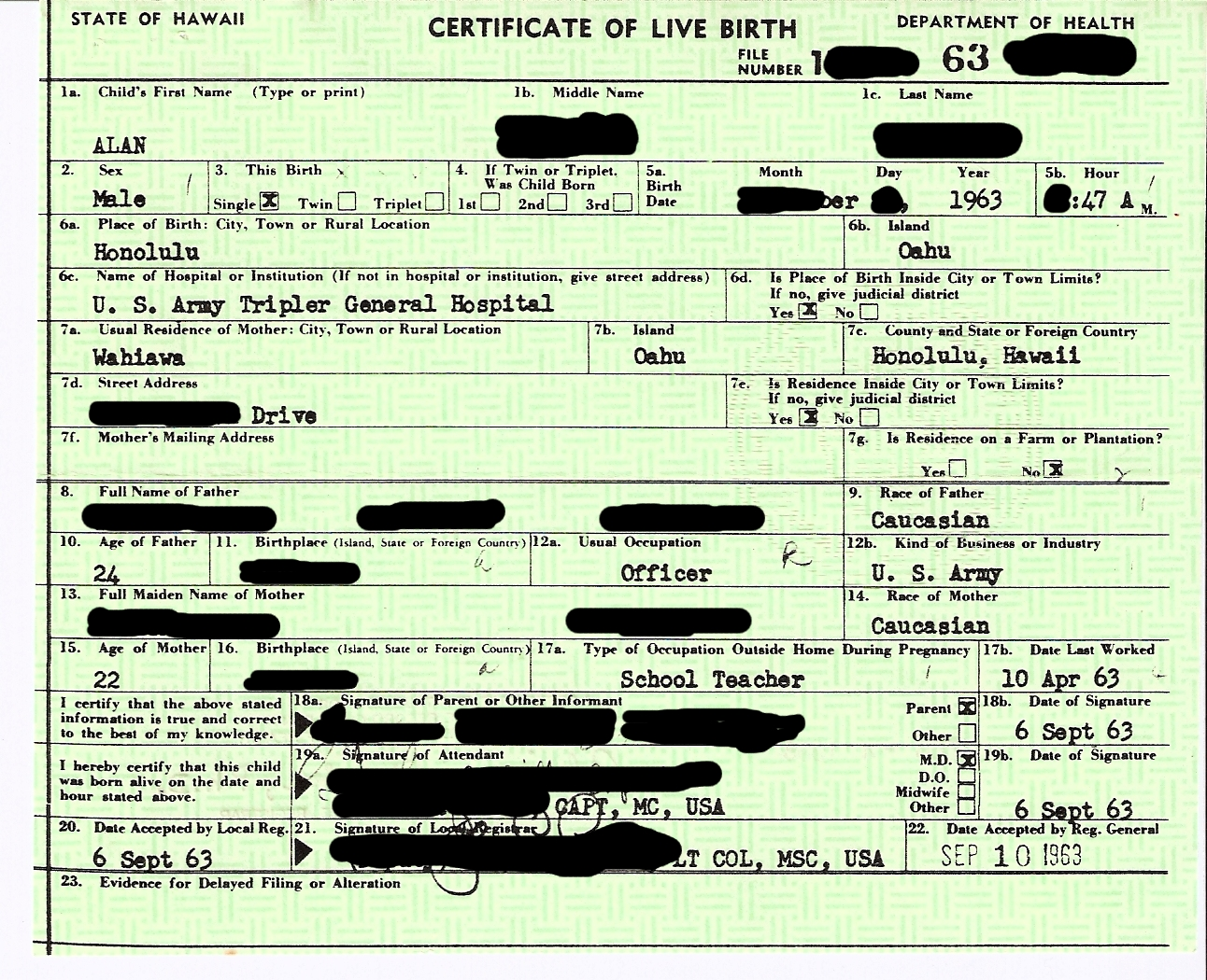 Obama was not born in a honolulu hospital gina cobb the wording is evident aiddatafo Gallery