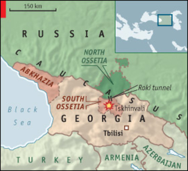 SITREP GeorgiaRussia War Aug 13 08 GINA COBB