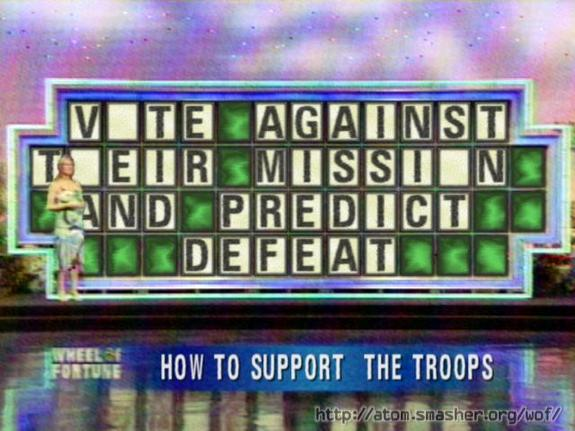 How_to_support_the_troopsnot